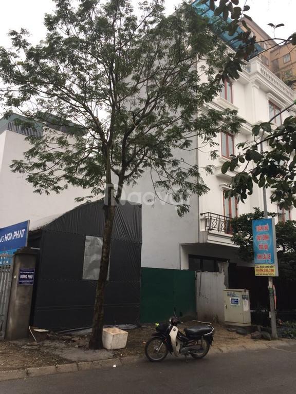 Bán đất phân lô Giang biên, Long Biên 188 m2, mặt tiền 7m