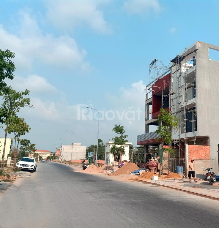 Khu đô thị Tân Tạo liền kề Aeon mall Bình Tân đợt 1 vị trí đẹp