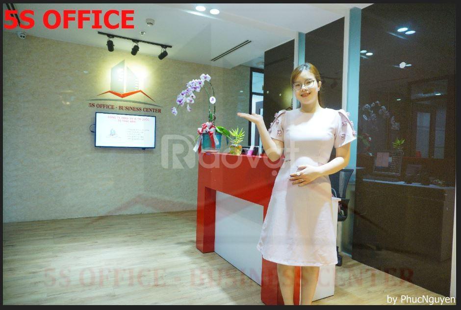 Cho thuê văn phòng ảo quận 10 5soffice