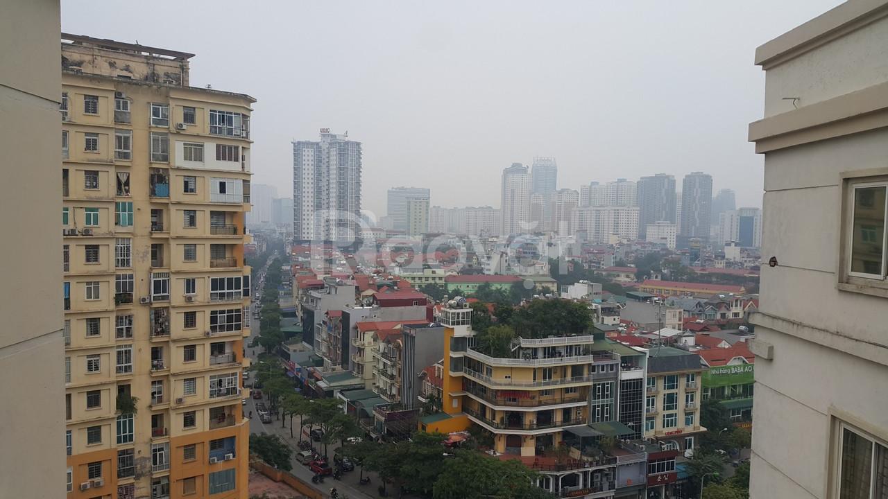 Cho thuê văn phòng Vũ Phạm Hàm diện tích 95m giá 11tr