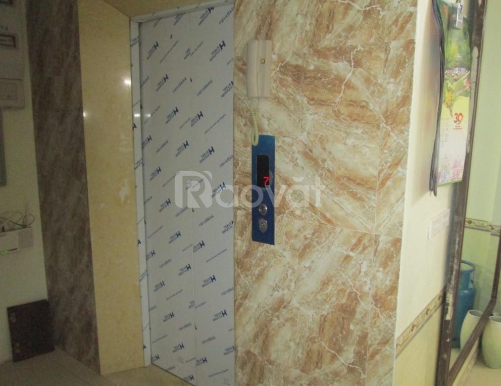 CC cho thuê gấp tòa nhà Văn phòng 6T thang máy MP Hoàng Ngân 456m2