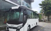 Xe khách Thaco Trường Hải TB85 bầu hơi 29 chỗ đời 2020 mới 100%