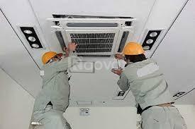 Sửa chữa, cải tạo lắp đặt, điều hòa, quạt gió nhà xưởng tại Bắc Ninh