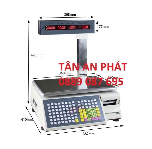 Cung cấp cân điện tử chính hãng tại quận Hoàng Mai - Hà Nội