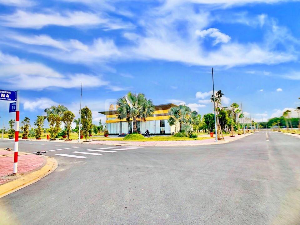 Bán gấp lô đất chính chủ, giá gốc 540tr, dự án Mega City Bến Cát, BD
