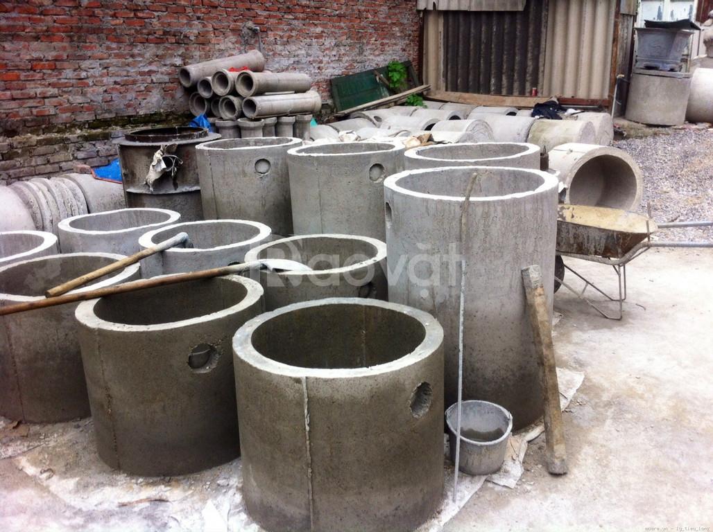 Bán ống cống bê tông cốt thép các loại từ d200 cho đến d1000 Cầu Diễn
