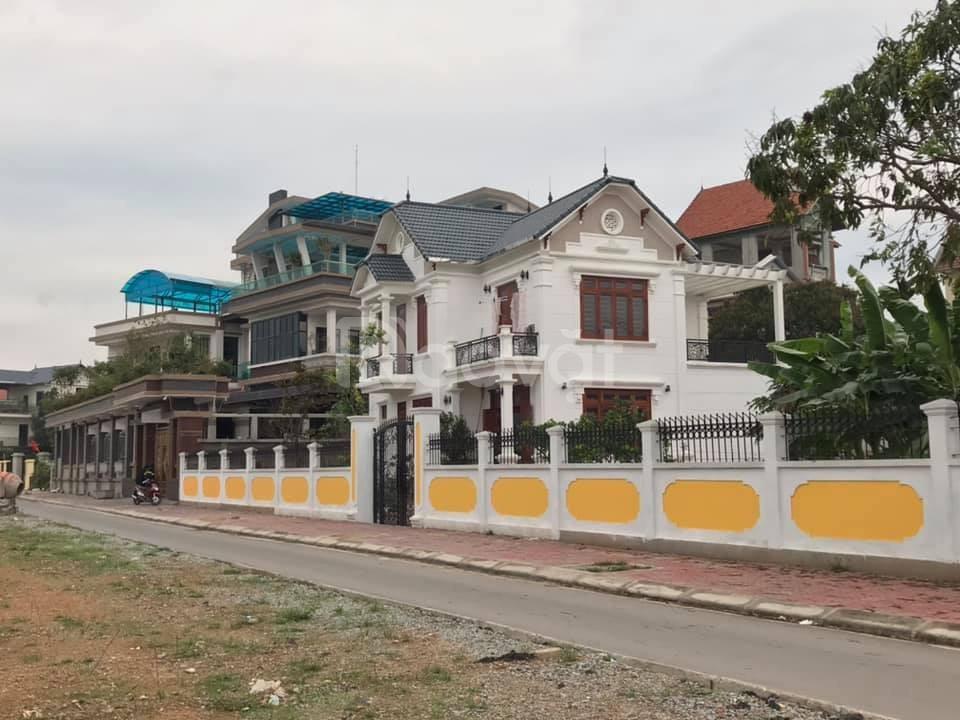 Bán đất đấu giá khu Bảo Sơn, Liên Bảo chỉ 18,5 triệu /m2