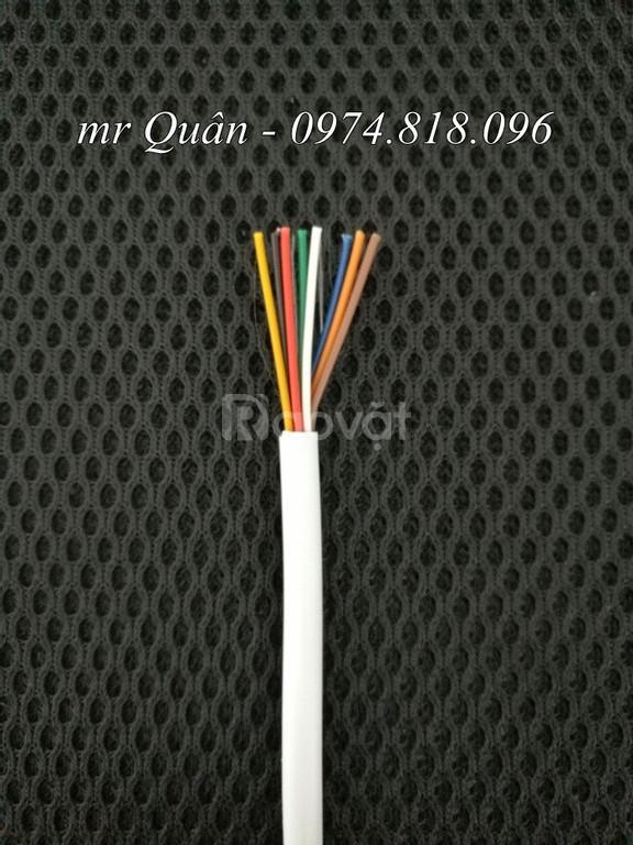 Phân phối dây tín hiệu Altek Kabel 8x0.2mm2