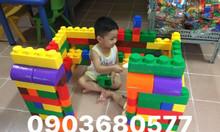 Đồ chơi lắp ráp thông minh nhiều chi tiết cho trẻ em