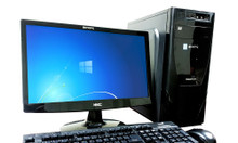 Máy tính nguyên bộ cũ i7 2600- ram 8gb- gtx 750 - 22 inch