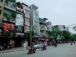 Kinh doanh mặt Phố Trần Khát Chân, 76m2.