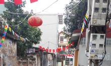 Bán đất thổ cư phố Trạm Long Biên 78m2 hướng Đông Bắc ôtô