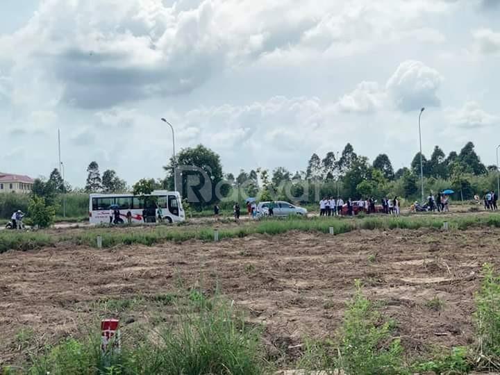 Đất nền sổ đỏ KDC Phước Quang, thổ cư 100%