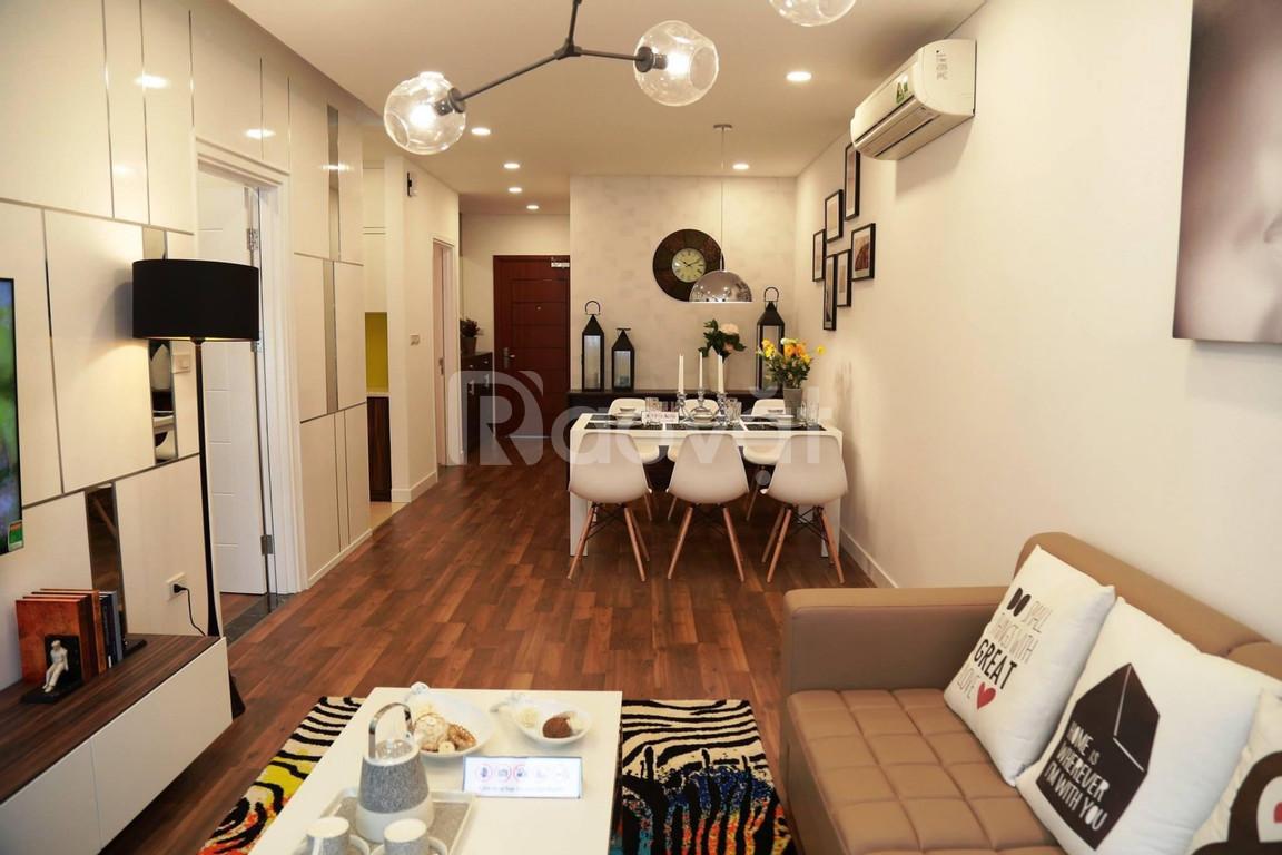 Chính chủ bán căn hộ 2 PN tại Goldmark City giá chỉ từ 2,25 tỷ