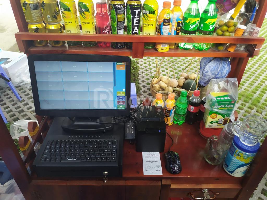 Máy tính tiền cảm ứng dành cho studio tại Tiền Giang