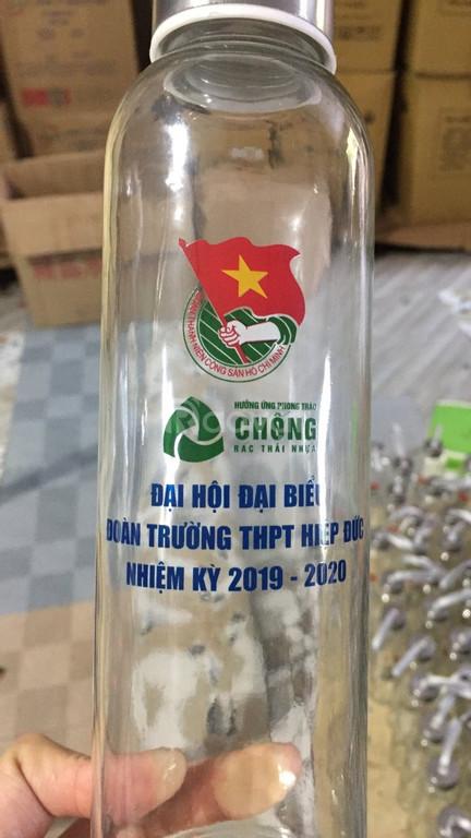 Nhận in bình nước thủy tinh 500ml giá rẻ ở Đà Nẵng (ảnh 4)