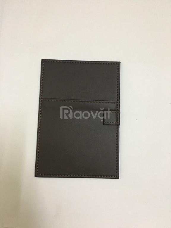 Sản xuất bìa menu, hộp đựng khăn giấy cho nhà hàng- khách sạn