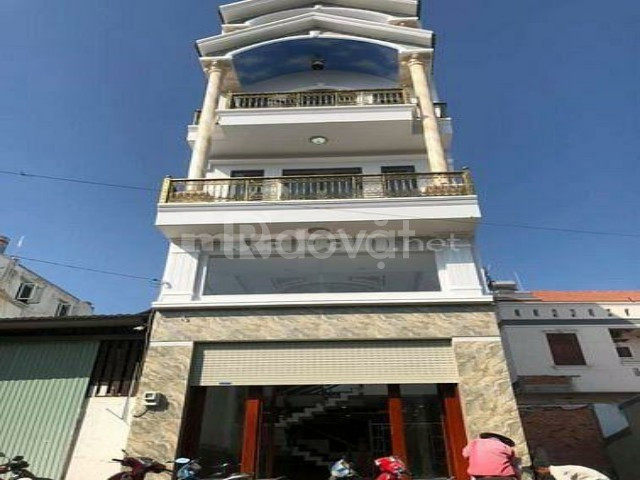 Bán Nhà phố đúc 4,5 tầng kdc Tân tạo - Bình Tân