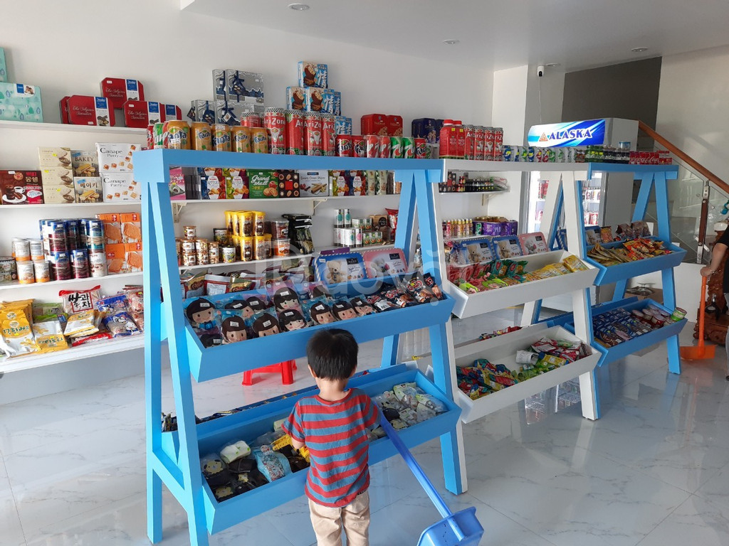 Phần mềm tính tiền dành cho cửa hàng bánh kẹo tại Rạch Giá