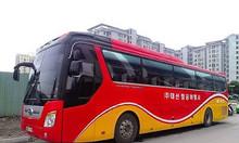 Cho thuê xe 45 chỗ giá rẻ tại Hà Nội