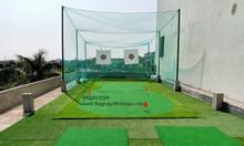 Tư vấn, cung cấp vật tư và thi công phòng tập golf
