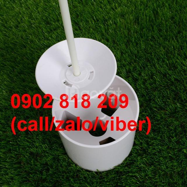 Hố golf nhựa, lỗ golf nhựa mini golf giá rẻ