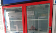 Tủ mát Coca 1000L , máy êm , lạnh sâu