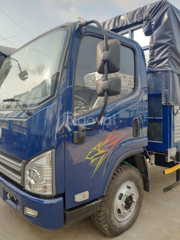 Xe tải faw 7t3 thùng dài 6m2 , faw 7t3 máy hyundai d4db giá rẻ vay cao
