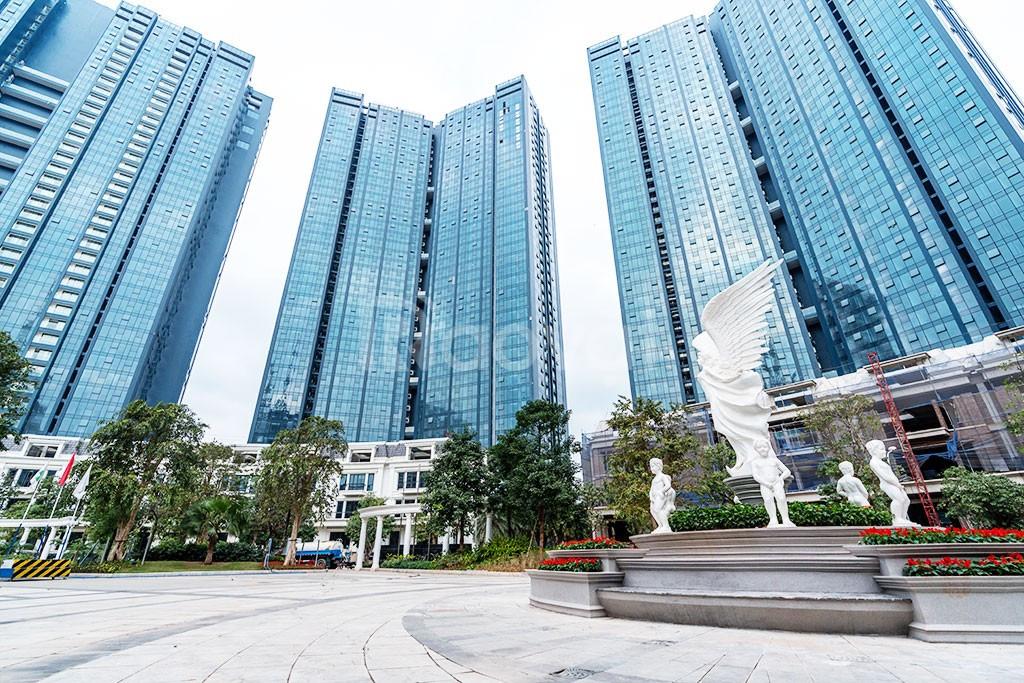 Sunshine City: 4.2 tỷ/3PN 104.8m2 full NT, tầng cao, vay LS 0%, CK tới