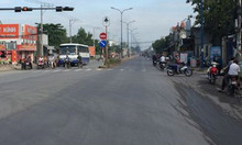Bán đất mặt tiền đường số 1 cách trường tiểu học 20m sổ hồng riêng