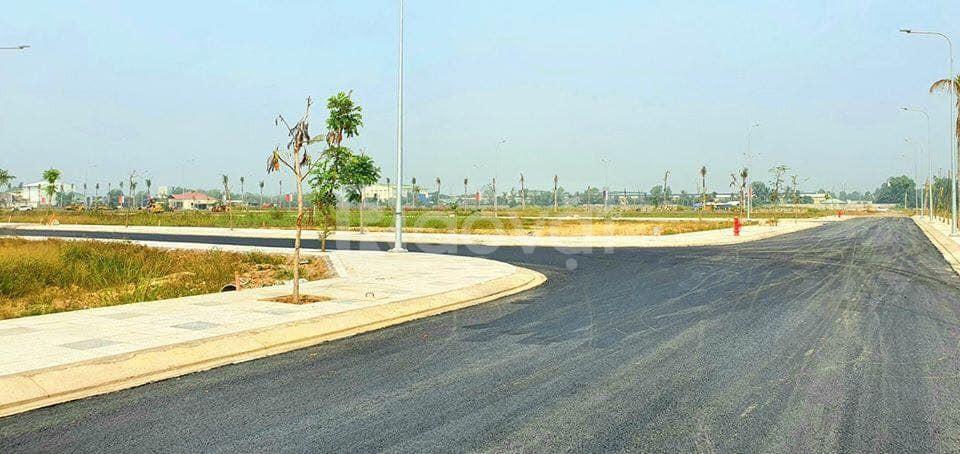 Bán lô đất nền dự án mặt tiền đường Hoàng Phan Thái lộ giới 30m