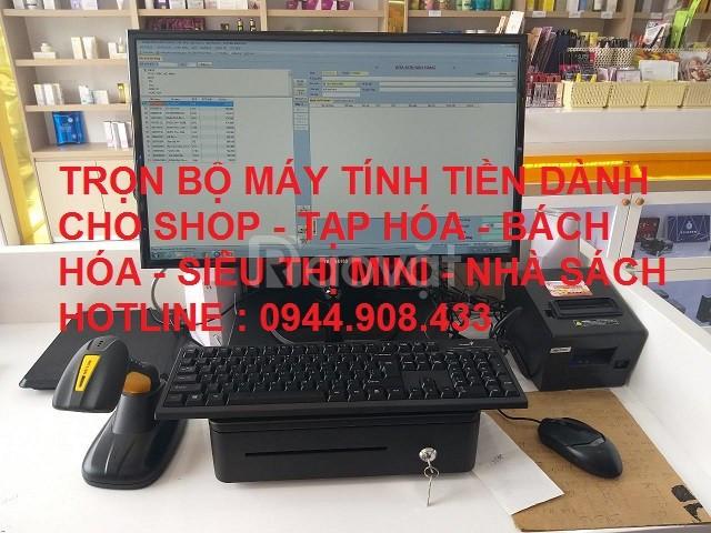 Nhận lắp đặt phần mềm tính tiền cho Tạp Hóa tại Phú yên