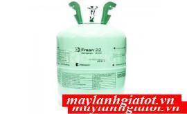 Đại lý bán gas lạnh R22 Chemours Freon TQ 13,6 KG và các vật tư ngành