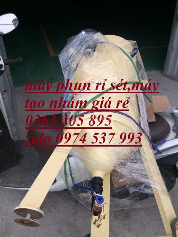 Ứng dụng của máy phun cát, máy tạo nhám chính hãng