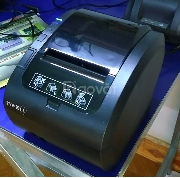 Chuyên bán máy in hóa đơn chính hãng tại quận Cái Răng - Cần Thơ