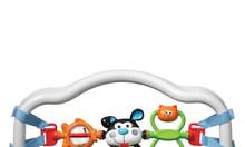 Thanh đồ chơi treo nôi, cũi, xe đẩy, ghế ngồi ô tô Infantino cún con 2
