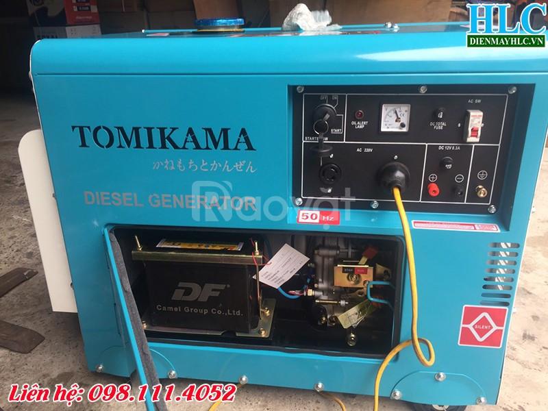 Giới thiệu máy phát điện chạy dầu có đề giá rẻ chính hãng 7kw