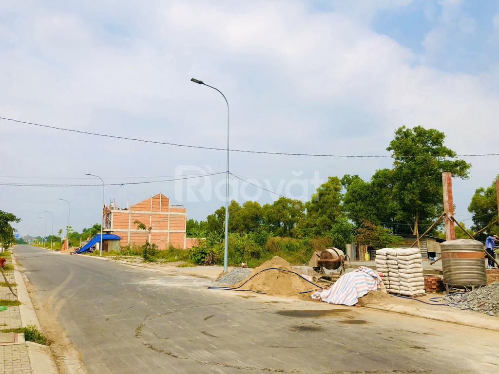 Bán đất nền khu vực Tân Tạo DT 95m2 đã có sổ hồng, đường nhựa 16m.