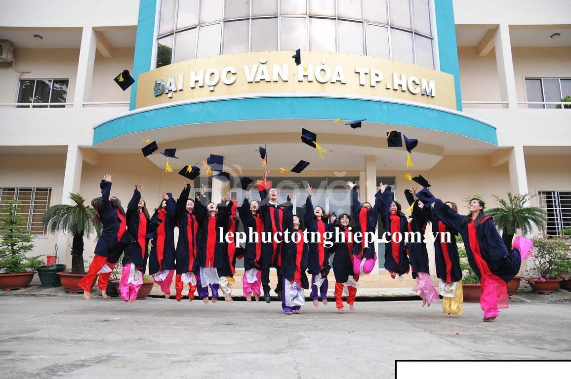 Aó tốt nghiệp đồng phục ra trường chất lượng