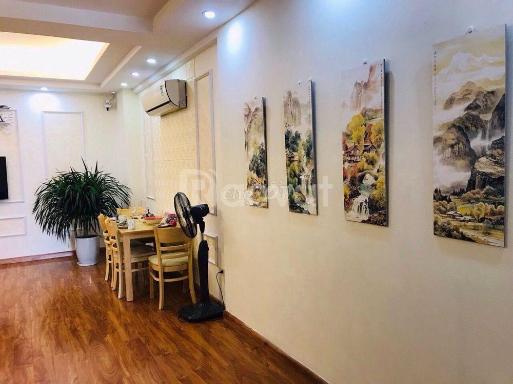 Cho thuê căn hộ chung cư B4 Kim Liên, 80m, 2 PN, full nội thất (ảnh 1)