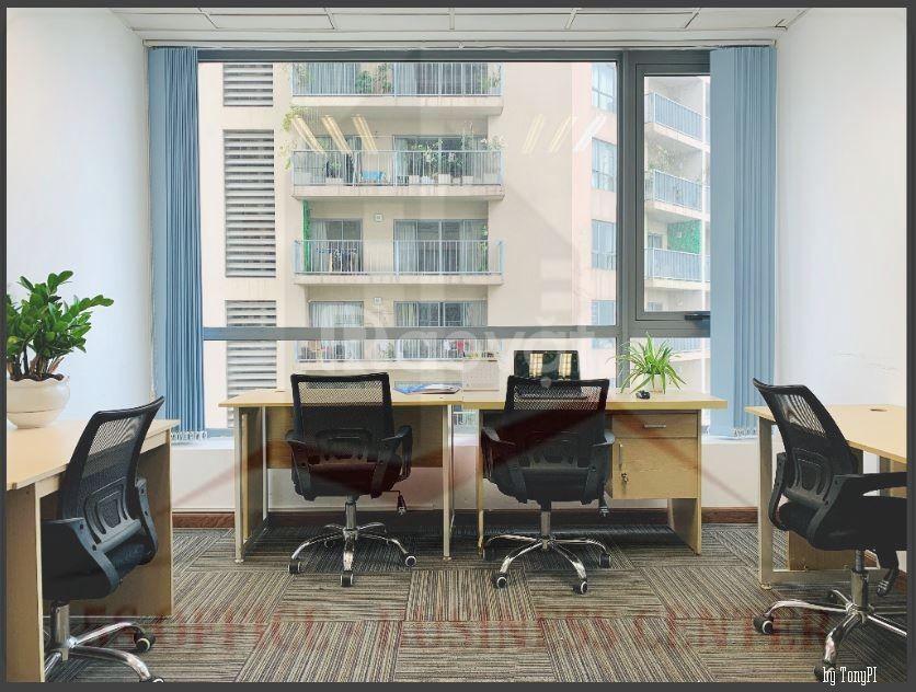 Cho thuê văn phòng trọn gói Quận Đống Đa 5soffice