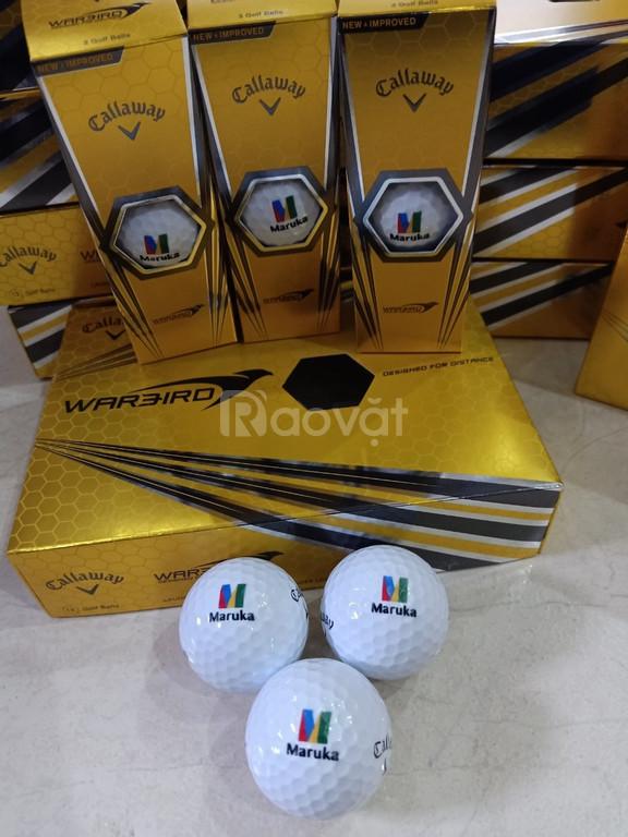 In logo lên bóng golf giá rẻ toàn quốc