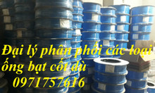 Ống bạt cốt dù-Ống bạt bơm nước PVC