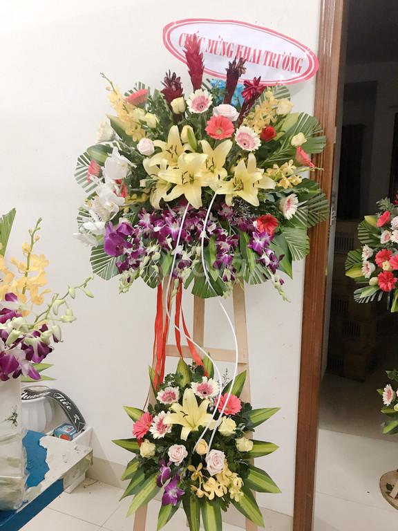 Dạy cắm hoa nghệ thuật tai Đà Nẵng