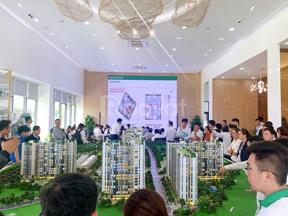 Căn hộ xanh chuẩn Singapore - Dự án có quy mô hoành tráng Quận 12