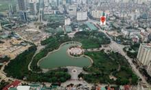 3,1 tỷ căn 2pn 80m cạnh công viên Cầu Giấy, full nội thất cao cấp