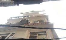 Bán nhà riêng Đại Từ, 50m2, 5 tầng, mặt ngõ, lô góc.