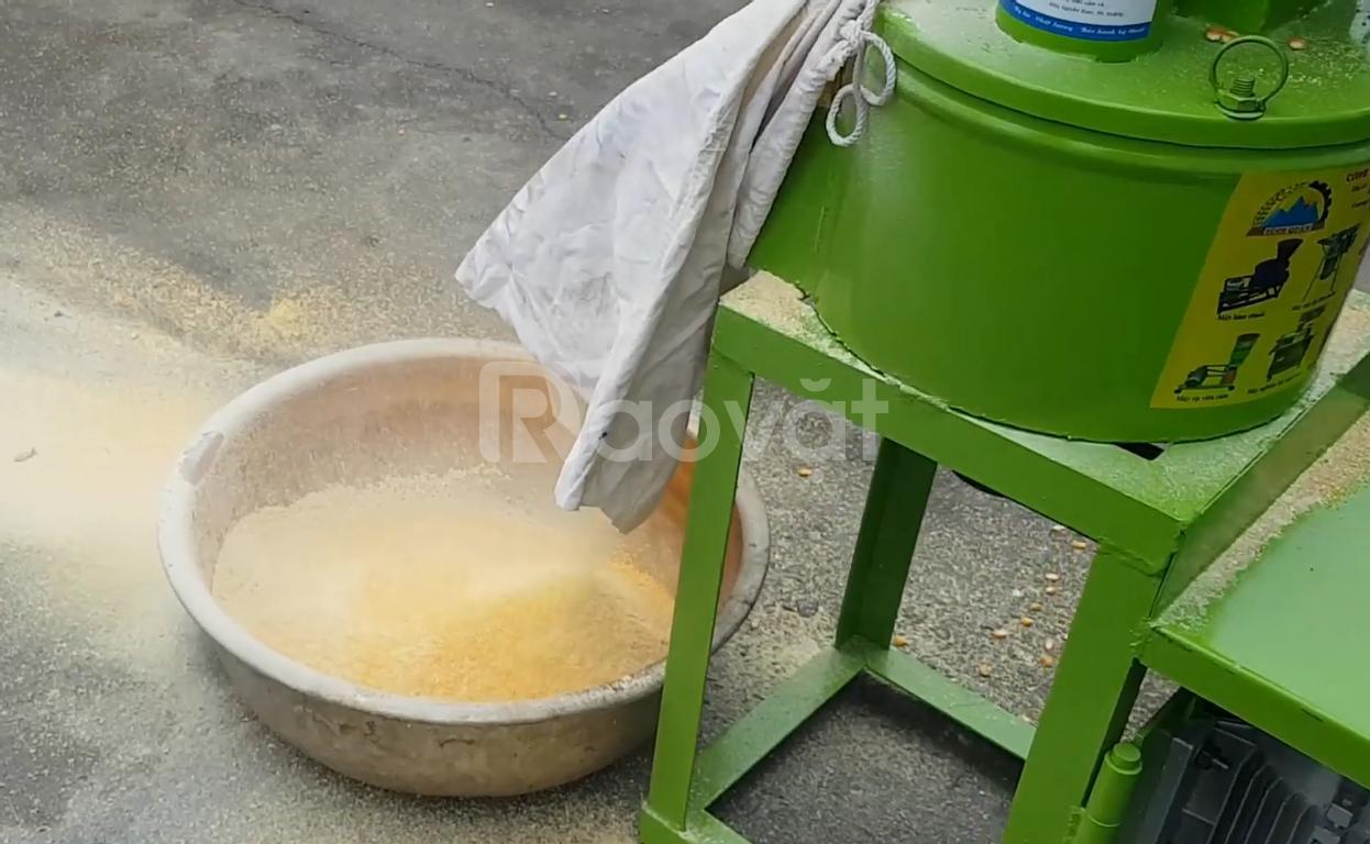 Máy xay nghiền thức ăn chăn nuôi Bình Minh