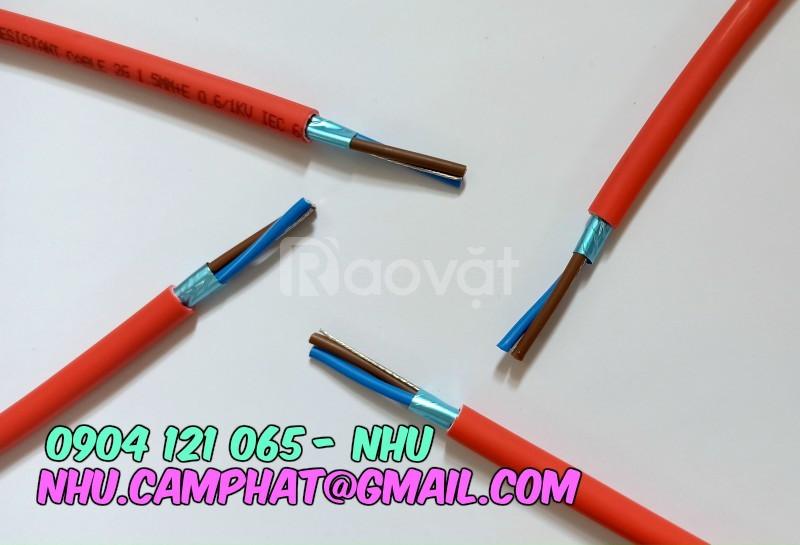 Cáp chống cháy 2x1.5mm altek kabel