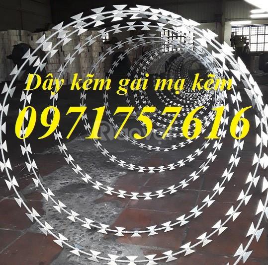 Dây thép gai mạ kẽm tại Hà Nội